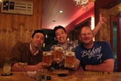 Ajito Bar and Staff - Furano